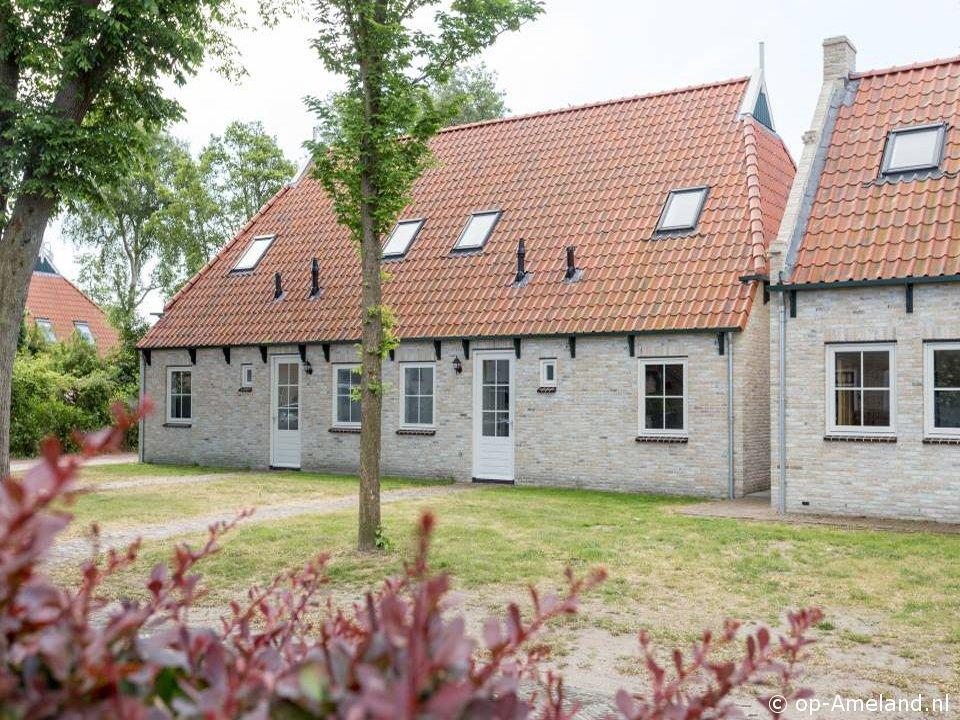 Van Hak Deuren : Ferienhaus linde ballum auf ameland